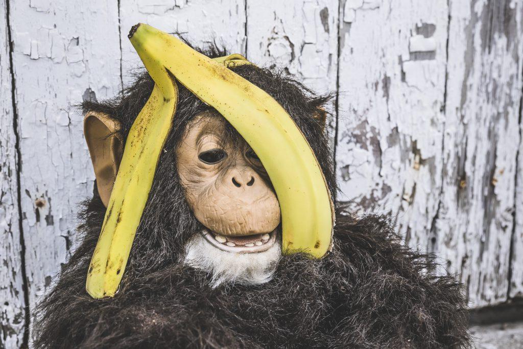 Aap eet banaan