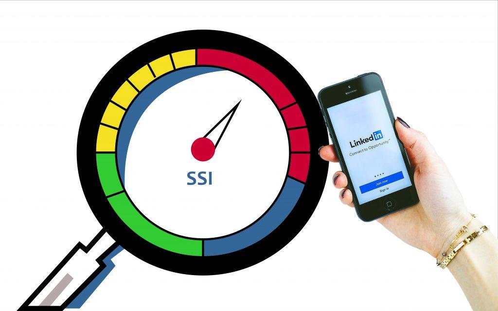 Wat is jou SSI score van Linkedin?
