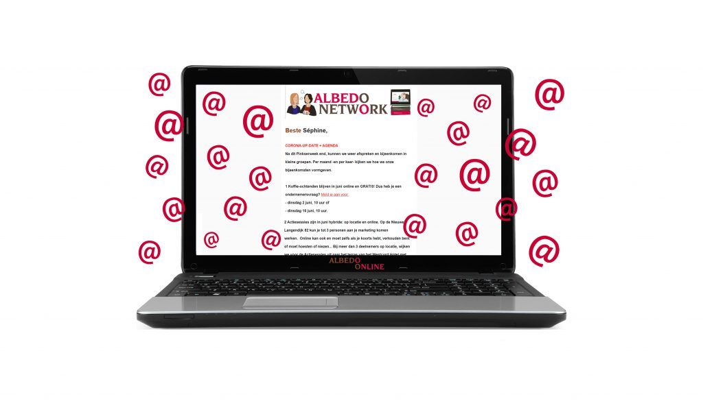 Hoe maak je een digitale nieuwsbrief? 3 tips!