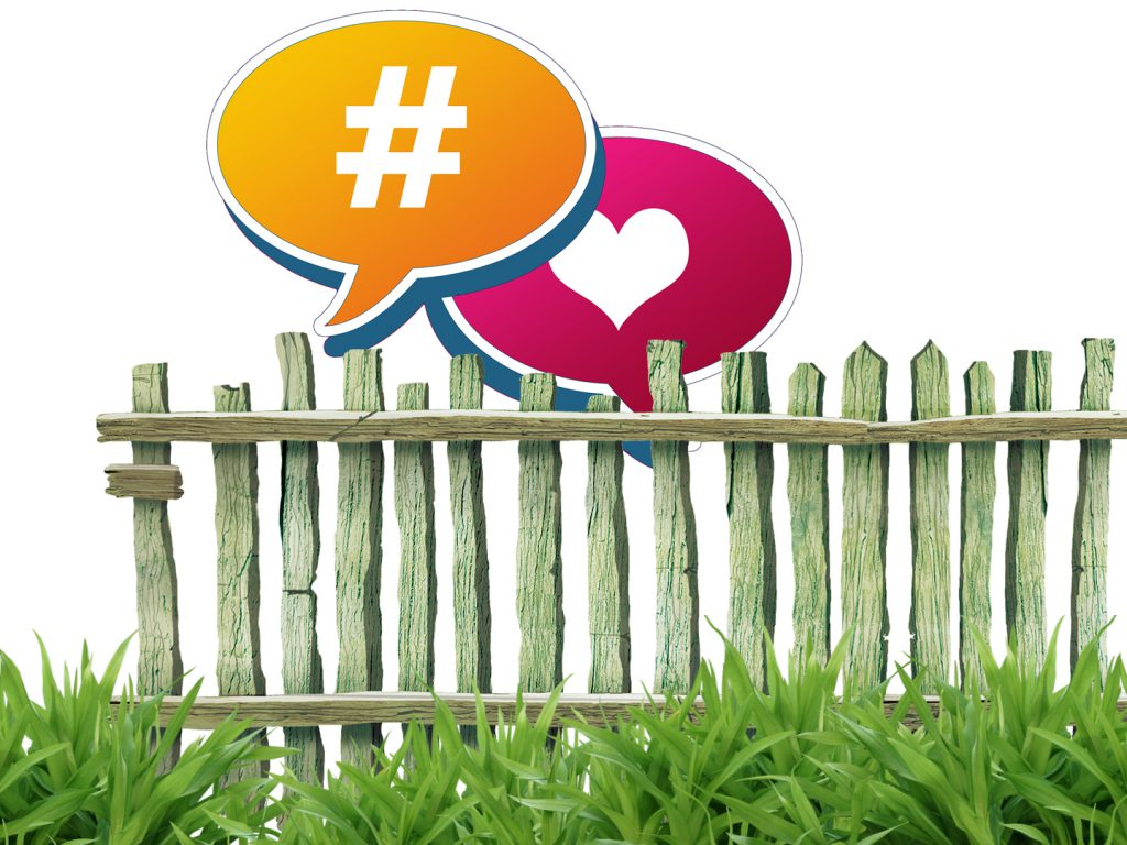 Sluit af met een hekje: het belang van hashtags op Instagram